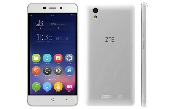 ZTE launches Blade D2 with 4,000 mAh battery