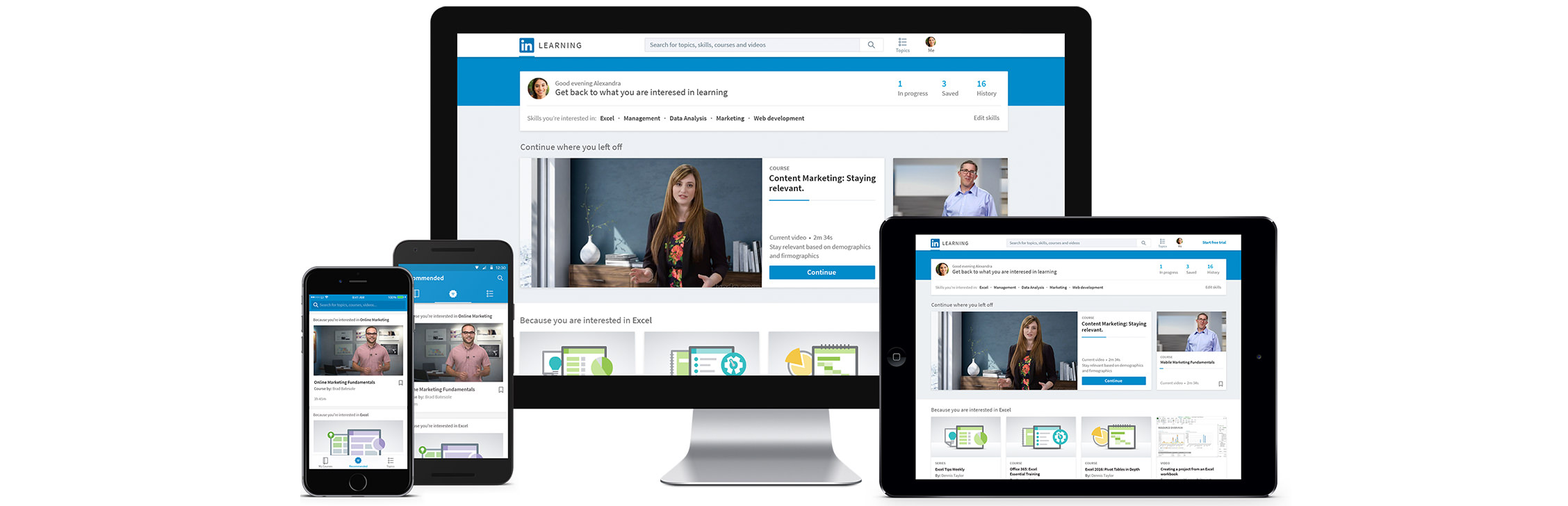 LinkedIn Learning announced to help professionals learn ...