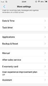 Vivo V5s and Vivo V5 : How to access built in guide and manual