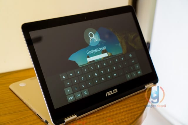 Asus Zenbook Ux360ca Display Has Good Color Reion The Tablet Mode With Touch Screen Input Is A Definite Advantage