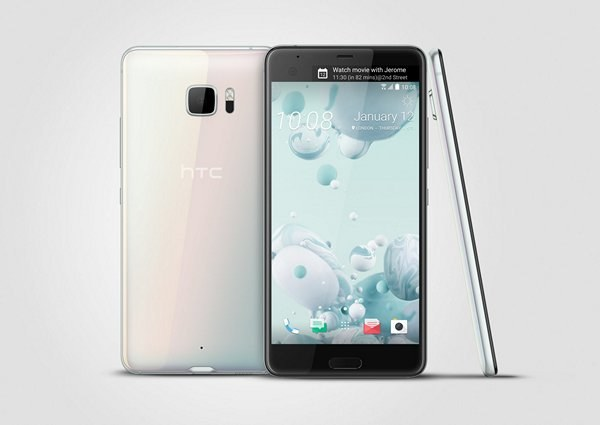 HTC U Ultra Launched With Snapdragon 821