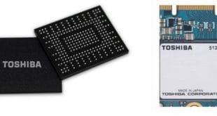 Toshiba BG Series M.2 SSDs