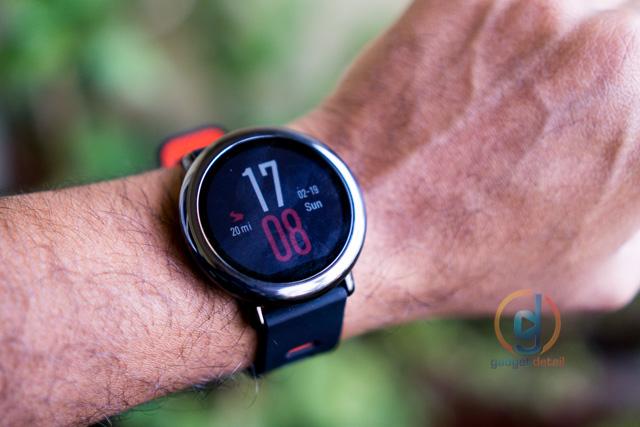 Xiaomi S Smartwatch Amazfit Pace Review Gadgetdetail
