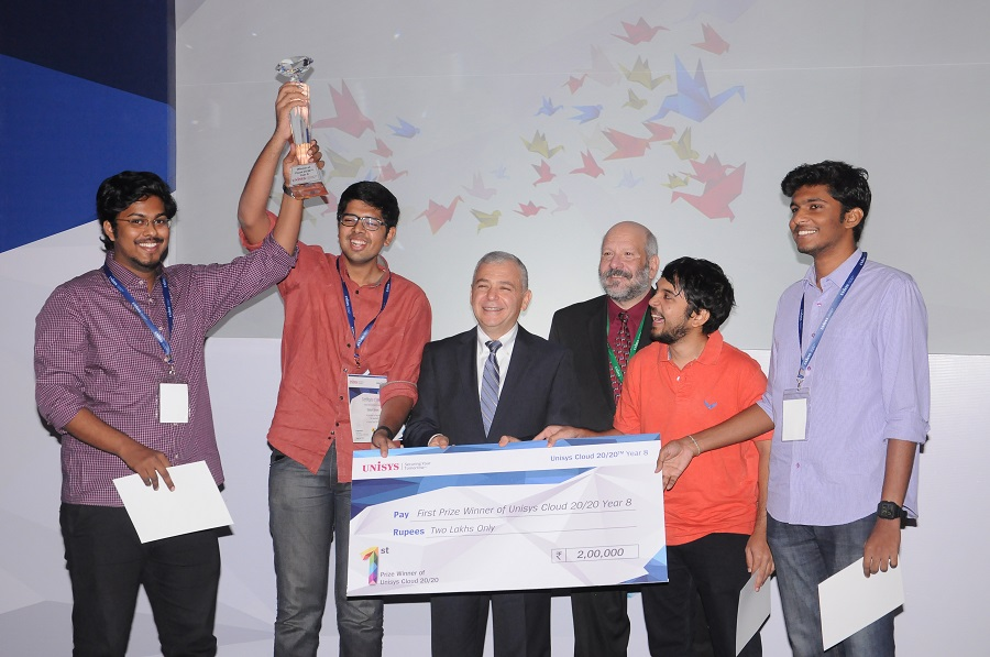 Manipal Institute of Technology 1st prize