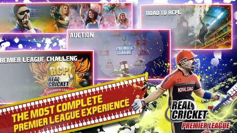 real cricket premier league