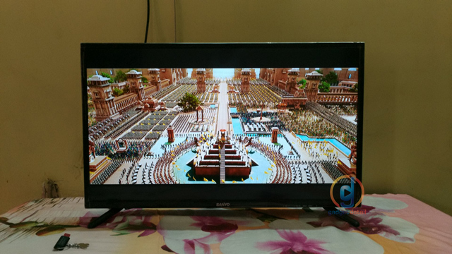 Sanyo 32 inch LED TV