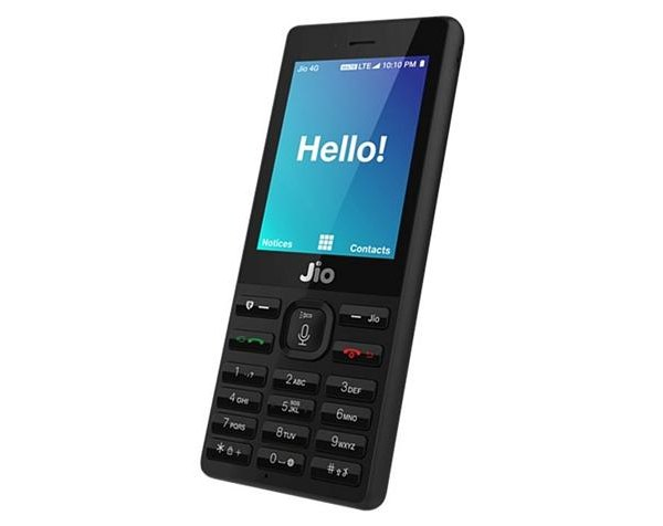 Top 10 features of the Jio Phone
