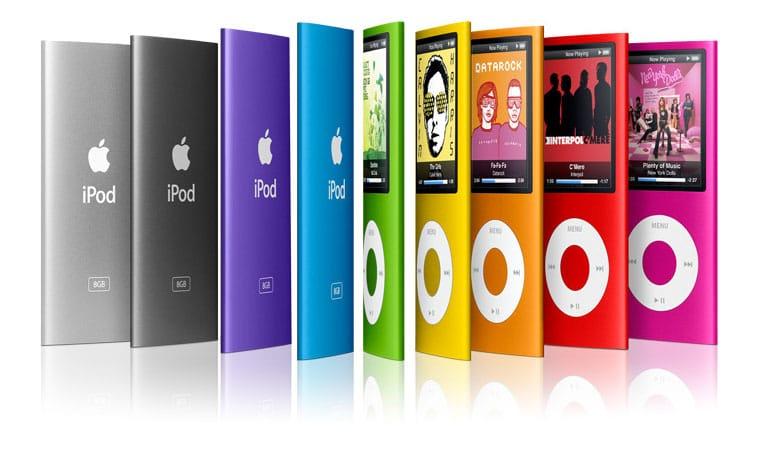 Apple Ipod Nano Lets Walk Down Memory Lane Gadgetdetail
