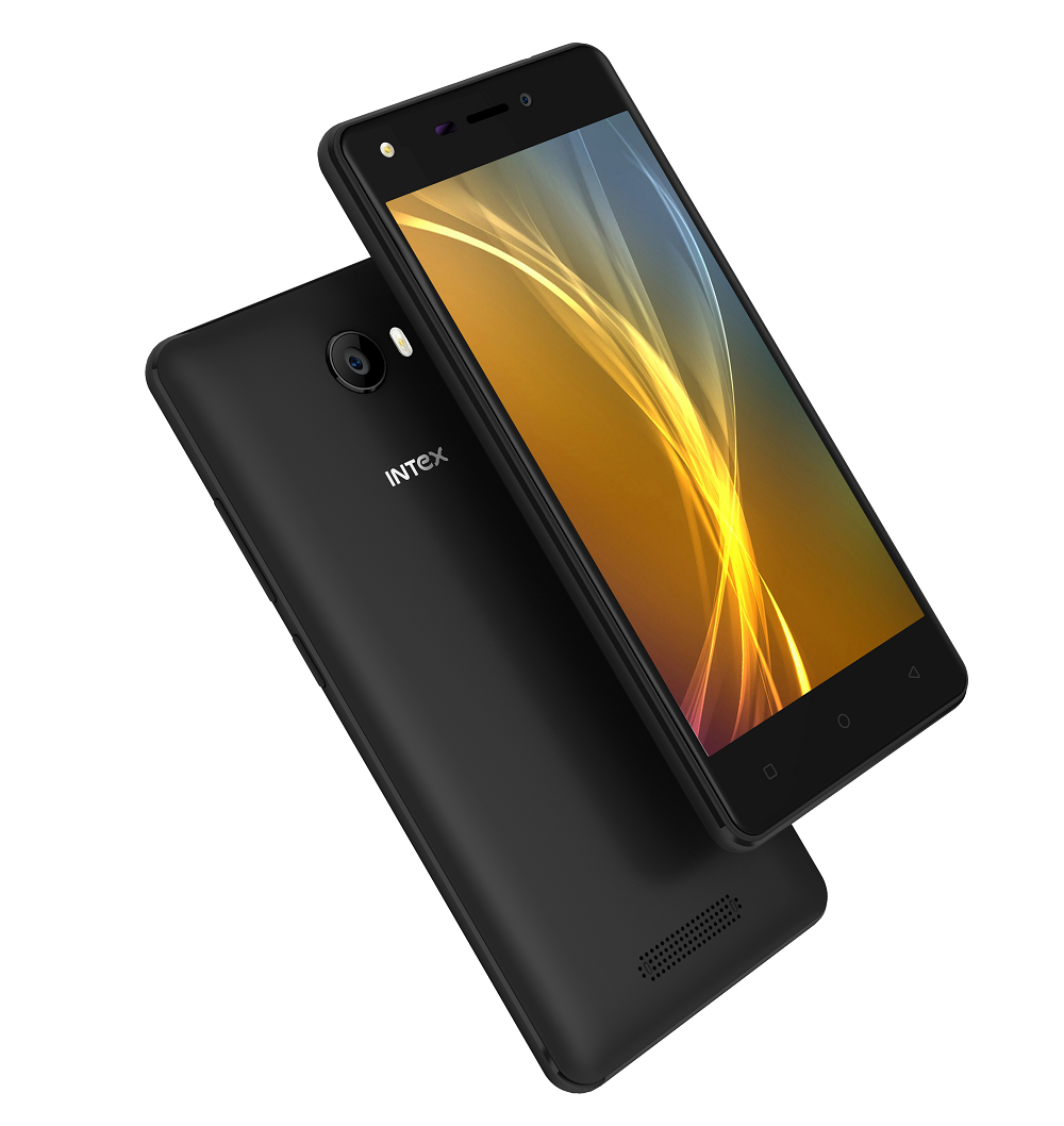 Intex ELYT E6 smartphone released in India - GadgetDetail