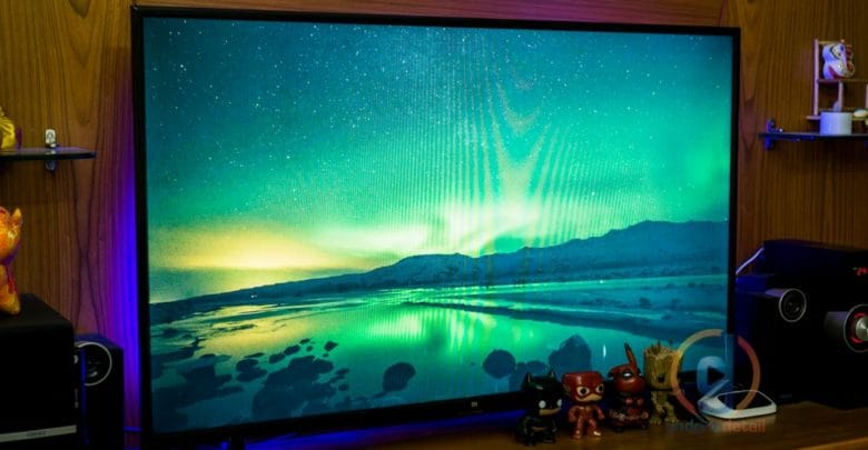 0399bd840c9 Mi TV 4a - 43 inch Smart TV- Hurricane Heist  Review  - GadgetDetail