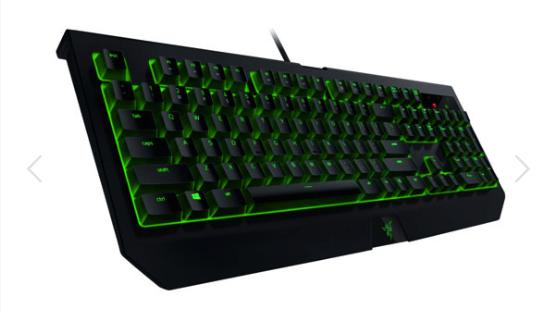 Razer BlackWidow Ultimate, Mechanical Gaming Keyboard