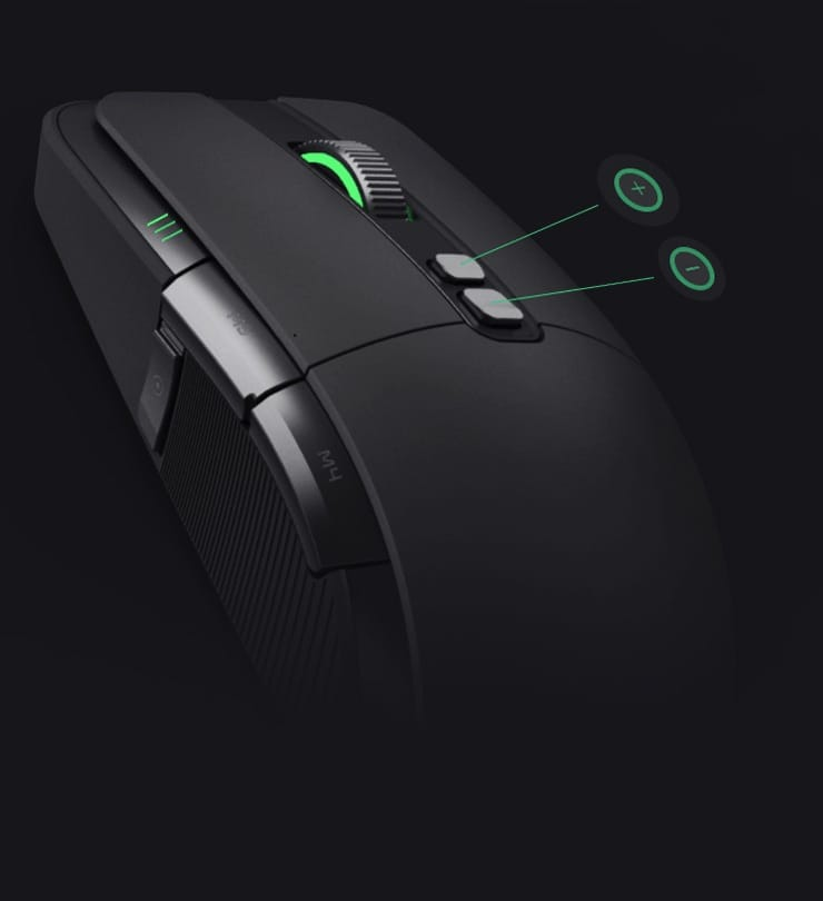 Xiaomi Mi gaming mouse released in China - GadgetDetail