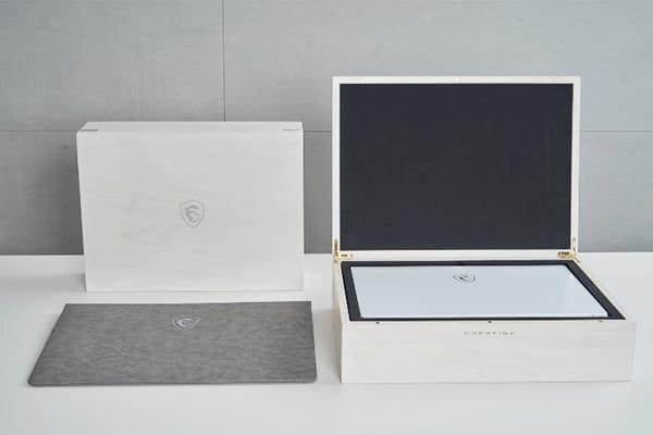 MSI P65 Creator notebook is designed for content creators
