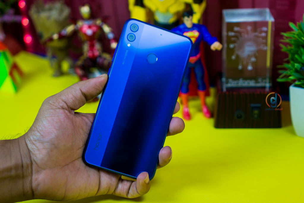Honor 8x - This Beauty is a Beast! [Review] - GadgetDetail