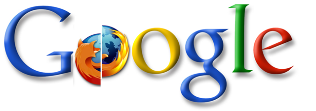 google and firefox relationship
