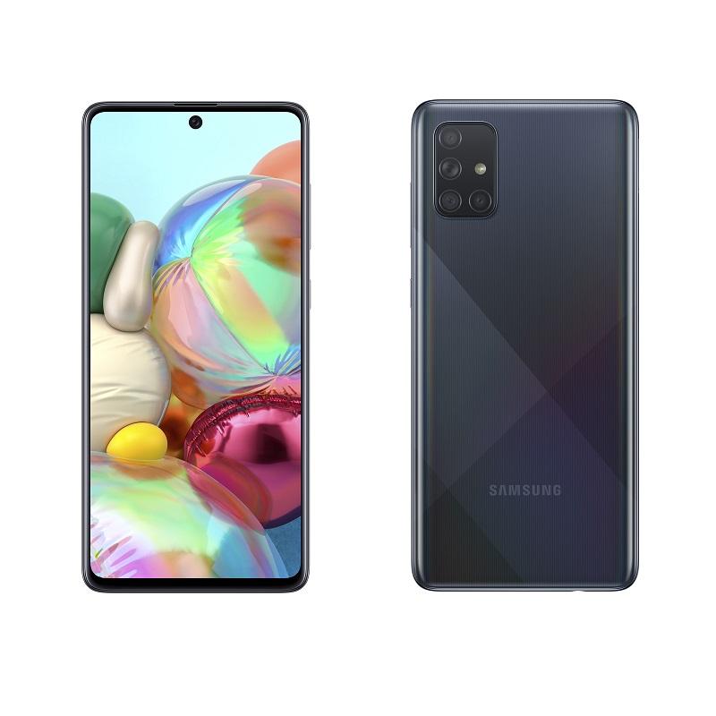 Samsung Galaxy A71 - GadgetDetail